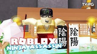 HOW TO BE A NINJA! | Roblox Ninja Assassin