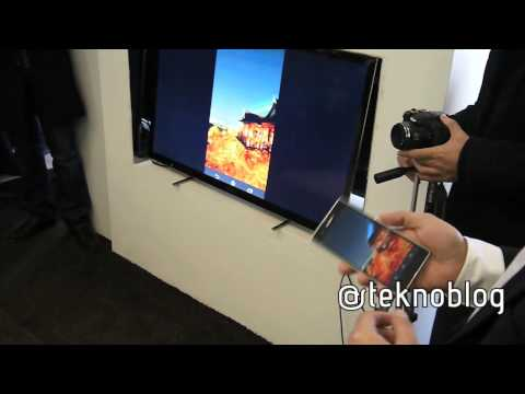 Sony Xperia Z Ön İnceleme