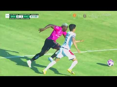Juarez [1] - 1 Pachuca - Erick Castillo 62'