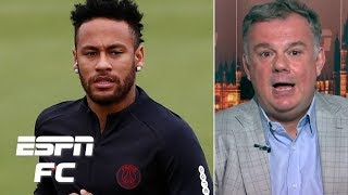 Gab Marcotti predicts Neymar will stay at PSG | Transfer Talk