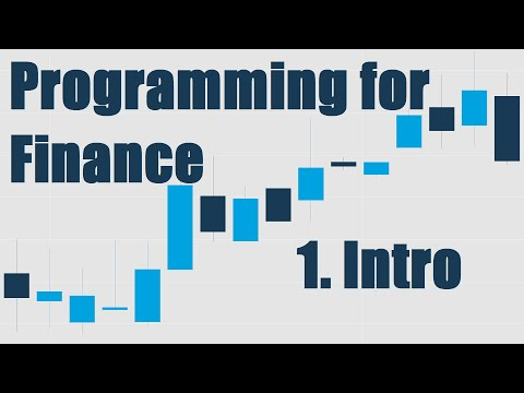 [See Description] Programming for Finance with Python and Quantopian and Zipline Part 1