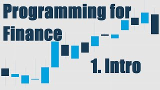 Programming for Finance with Python and Quantopian and Zipline Part 1