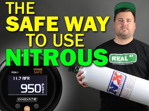 How to use Nitrous without BLOWING up your engine Innovate PSN-1 PSN1 3893 - Real Street Performance from YouTube · Duration:  3 minutes 55 seconds