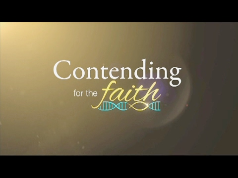 Contending for the Faith – Cliff Goldstein – 01