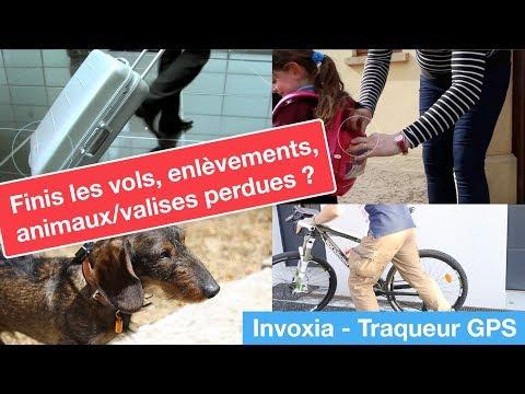 Finis Les Vols ? Test Du Traqueur GPS D'Invoxia (Lora-Sigfox)