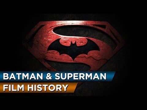 Batman & Superman Movies History of Films Breakdown (FA Movie Club #24)
