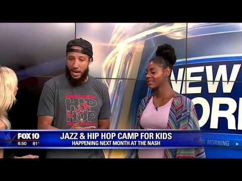 Arizona jazz and hip-hop camp for kids
