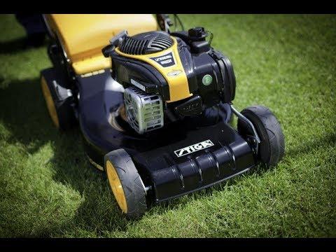 Как выбрать газонокосилку для вашего дома. Обзор  STIGA COMBI 48 SB и  ECO LG 633