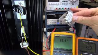 Diy Bench Power Supply #9 - Transistors Under Load And Adjustment With Pots