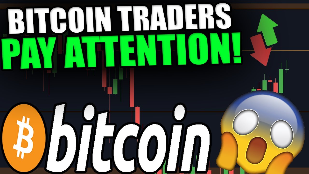 IMPORTANT BITCOIN UPDATE **Watch If You Are In A Bitcoin TRADE**