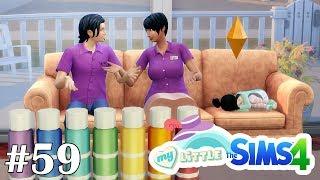 Менеджеры по сидению на диване - My Little Sims (Город) - #59