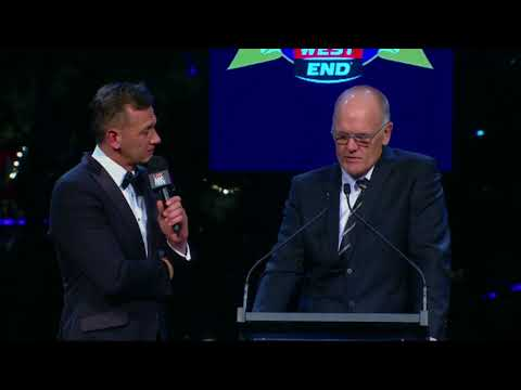 2018 West End SA Football Hall of Fame - Darren Smith (Port Adelaide)