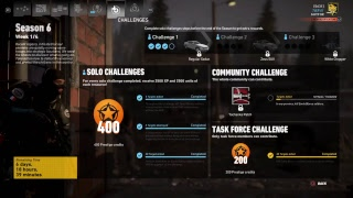 Ghost Recon Wildlands Weekly Challenge Tier 1 No Hud life Live Stream