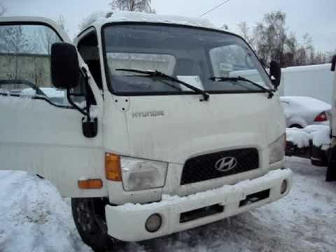 Грузовик Hyundai HD 78, Хендай ХД 78
