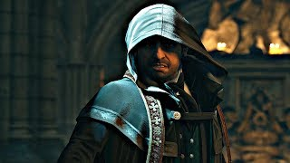 Assassin's Creed Unity - Ending & Final Boss Fight (4K 60FPS)