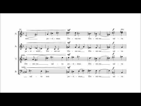 Бёрд Уильям - Domine salva nos