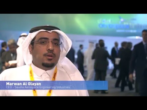 CEO, Saudia Aerospace Engineering Industries (SAEI)