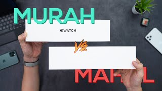 Unboxing Apple Watch SE dan Series 6 Indonesia!