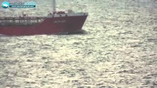 MERCHANT NAVY ALPHA SEA OIL PRODUCTS TANKER SHIP