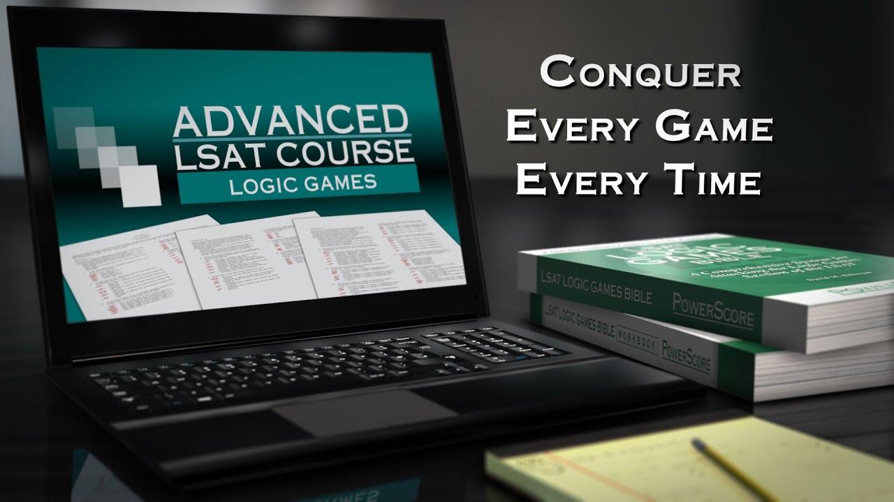 The powerscore advanced lsat logic games course overview youtube the powerscore advanced lsat logic games course overview malvernweather Gallery