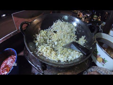 Indonesia Surabaya Street Food 2278 Part.1 Java Fried Rice Nasi Goreng Jowo YDXJ0678