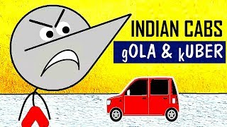 Indian Cab Ride | Angry Prash
