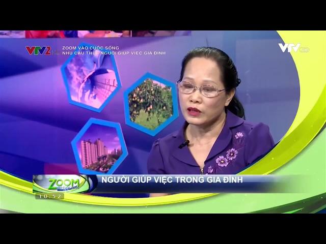 VTV2 (Zoom) Nhu Cầu Thuê Người Giúp Việc Trong Gia Đình