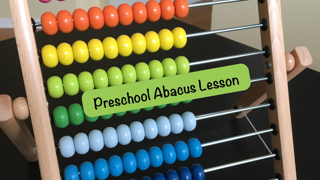 learn simple addition and on abacus - 1280×720