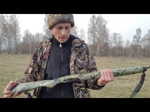 Отзыв - Ружье, МР-155 Мурка