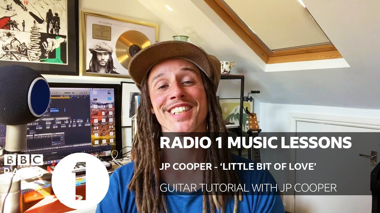JP Cooper - Little Bit of Love (Guitar Tutorial with JP Cooper)