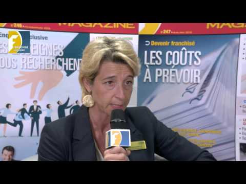 Franchise Groupe Casino - Interview Marielle Bugeaud