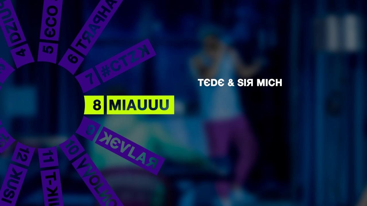TEDE & SIR MICH – MIAUUU / SKRRRT / 2017