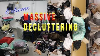Extreme DECLUTTER Method! || House Declutter And Organization