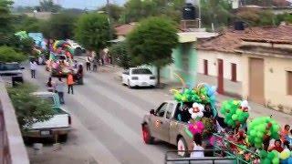 Desfile de la Primavera Lo Arado 2016