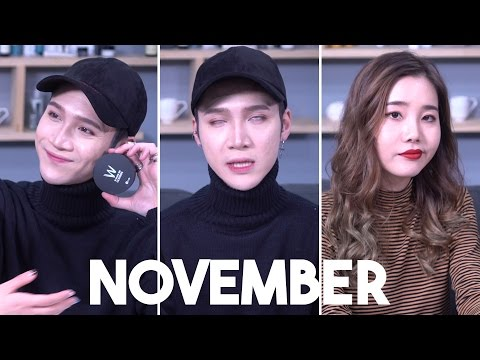 November's Hits, Shits, & Eh, You Cute I Guess ft. Joankeem - Edward Avila