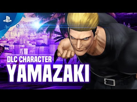 The King of Fighters XIV - Ryuji Yamazaki Trailer | PS4