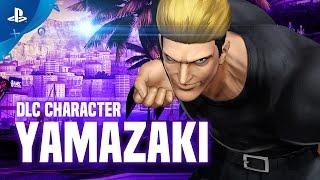 The King of Fighters XIV - Ryuji Yamazaki Trailer | PS4