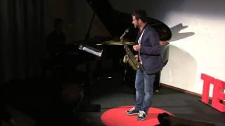 Tre motivi per restare | Francesco Cafiso | TEDxSSC