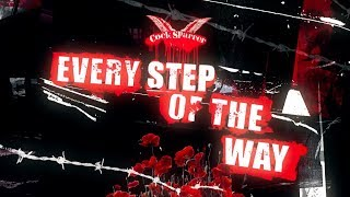 """Cock Sparrer - """"Every Step Of The Way"""" (Official Music Video)"""