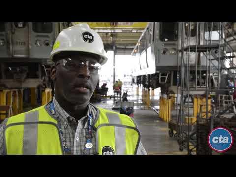 Behind the Scenes at CTA: Rail Car Maintenance
