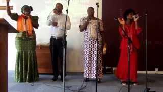Holy International Christian MinistriesYESU NI WANGU WA UZIMA WA MILELESun 27 07 15