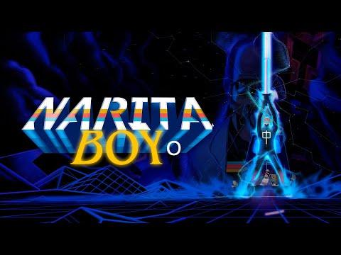 This Game Kinda Fire doe Ngl |    playing (Narita Boy) |
