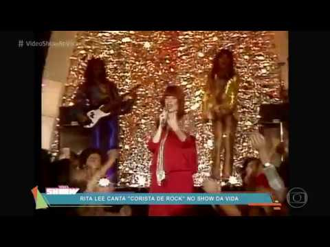 Rita Lee & Tutti-Frutti - Corista De Rock - Clipe - 1976 (VERSÃO  EM HD NA DESCRIÇÃO)