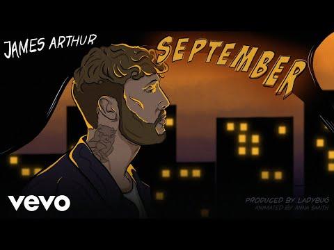 Download James Arthur - September (Lyric Video)