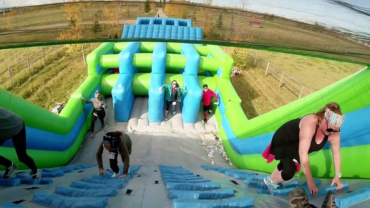 Insane Inflatable 5k Columbus