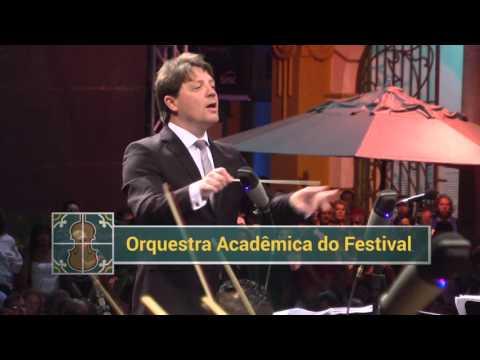 Chamada Concerto de encerramento 6º Festival Internacional Sesc de Música | TVE - 4/2/16