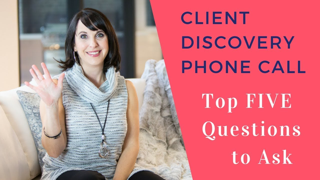 Interior Design Initial Phone Call 5 Must Ask Questions Youtube