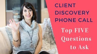 Interior Design Initial Phone Call: 5 Must-Ask Questions
