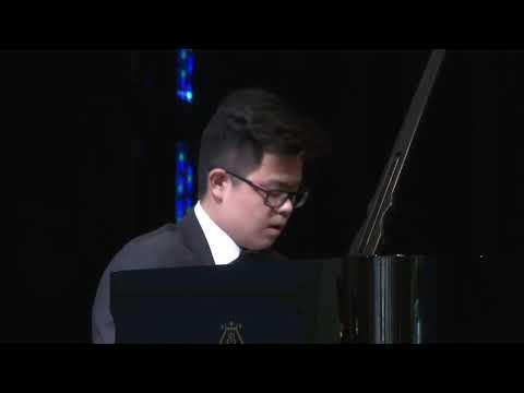 Kennedy Center Piano Performance Haoyang Wang