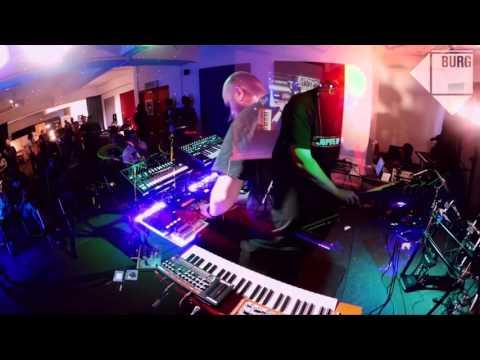 BURG Live @ SynthFest KL 2015-11-08, Studio 453